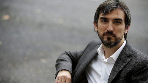 El periodista y director de ElDiario.es, Nacho Escolar.
