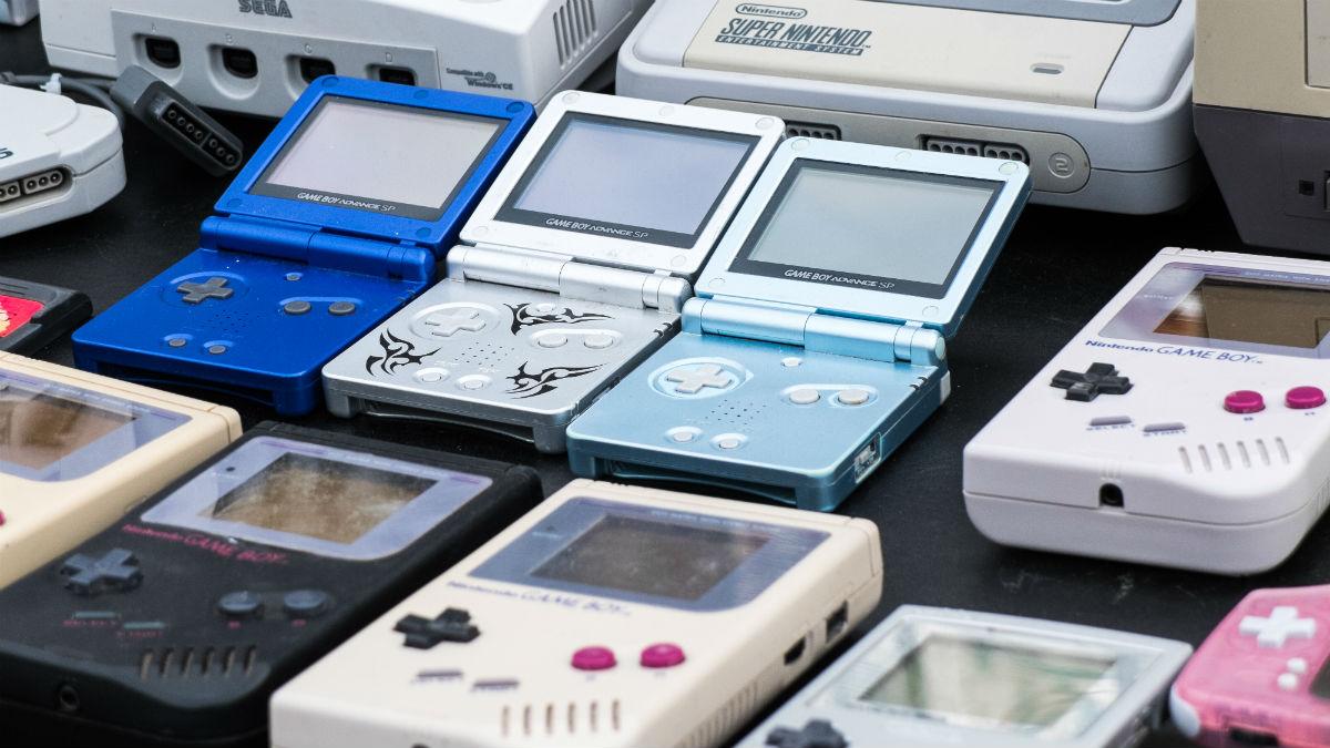Consolas de Nintendo (Foto: GETTY/ISTOCK).