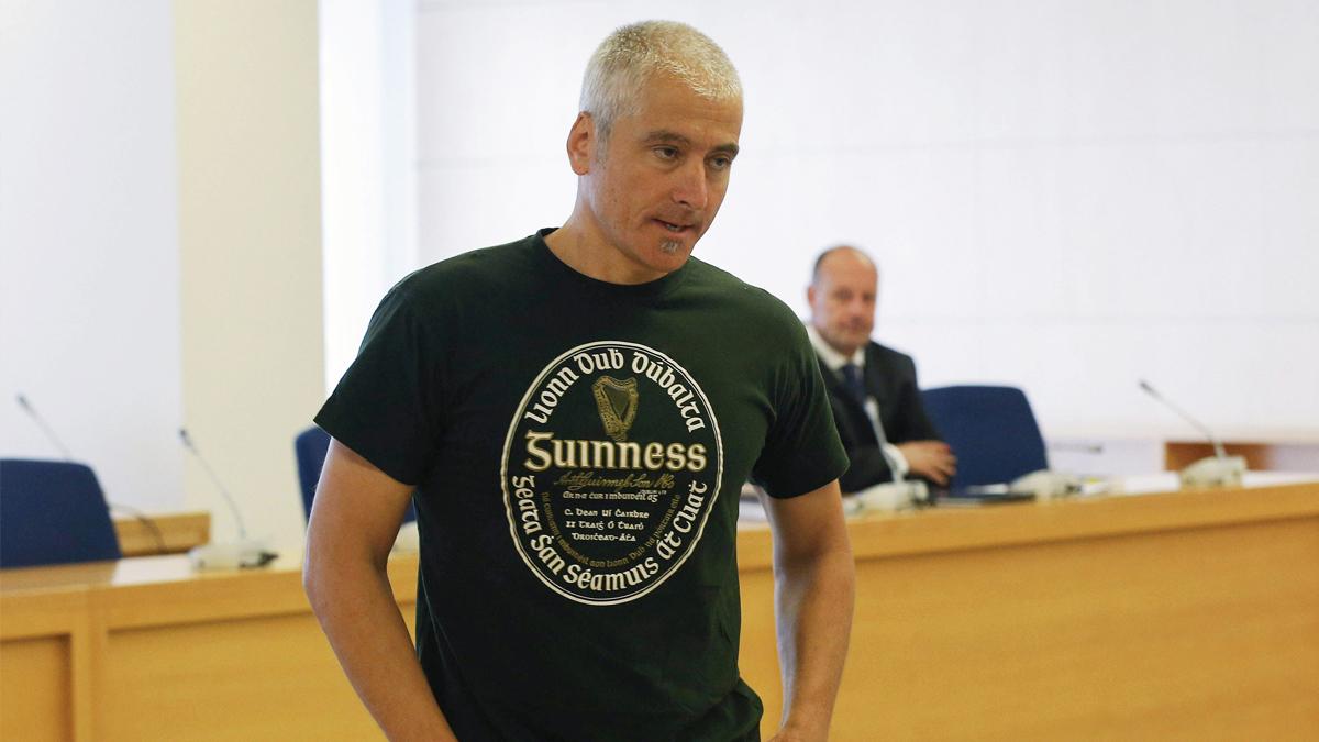 Javier García Gaztelu, 'Txapote'. (Foto: EFE)