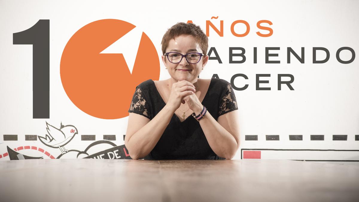 Macarena Estévez, CEO de Conento.
