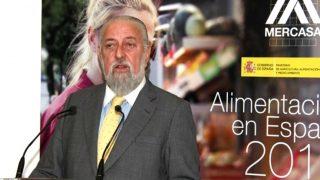 El ex presidente de Mercasa Eduardo Ameijide.