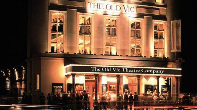 La Policía británica ordena la evacuación del histórico teatro Old Vic de Londres por una alerta de seguridad