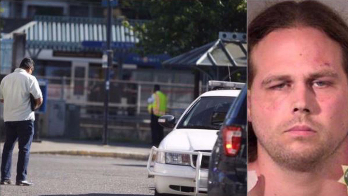 El asesino identificado por matar a dos personas en un ataque islamófobo.