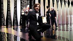 Ruben Ostlund, ganador de la Palma de Oro en Cannes (Foto: AFP)