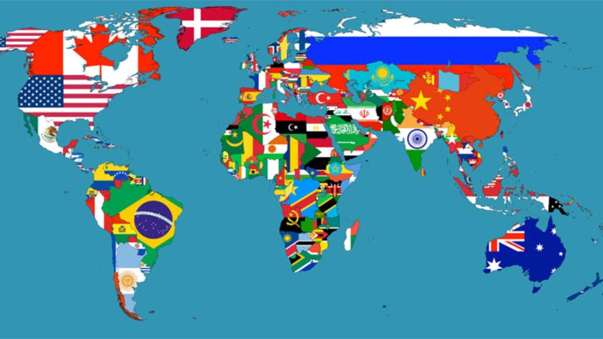 Cuántos Países Hay En El Mundo