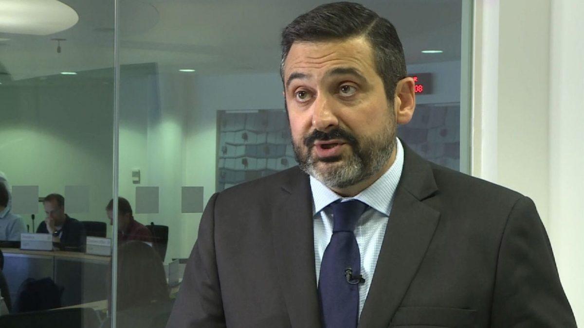Álex Cruz, ex CEO de British Airways (Foto: Youtube)