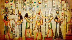 Principales dioses egipcios de la mitología.