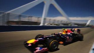 GP de Europa en el circuito urbano de Valencia. (Foto: Redbull)