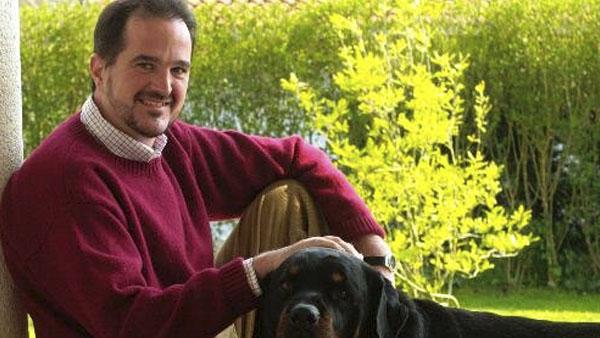 Carlos Iturgaiz, eurodiputado del PP y ex presidente del partido en el País Vasco.