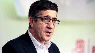 Patxi López, ex lehendakari del Gobierno vasco y secretario de Política Federal del PSOE. (Foto: Francisco Toledo)