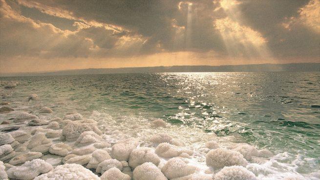 Fotos Del Cangri Muerto: 5 Increíbles Misterios Y Curiosidades Del Mar Muerto