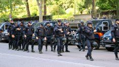 Policía Nacional. (Foto: Okdiario)