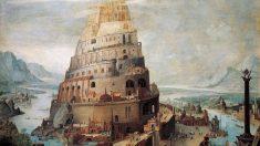 ¿De verdad nació el lenguaje oral en la Torre de Babel?