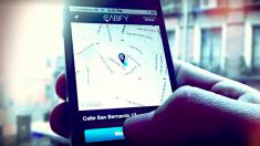 App de Cabify.