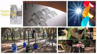 Algunos de los nuevos proyectos del Consistorio. (Foto: ED)