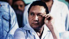 Manuel Antonio Noriega, ex dictador de Panamá. Foto: AFP