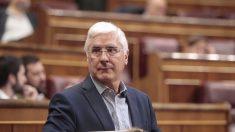 José María Barreda, Diputado del PSOE. (Foto: Francisco Toledo)