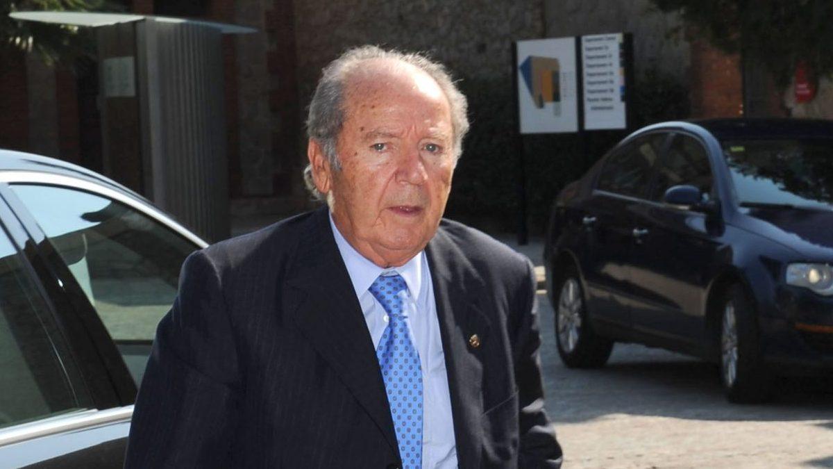 José Luis Núñez.