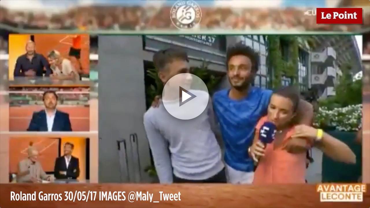 La entrevista que ha sembrado la polémica en Roland Garros.