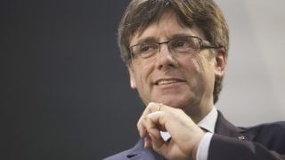 Carles Puigdemont. (Foto: Getty)