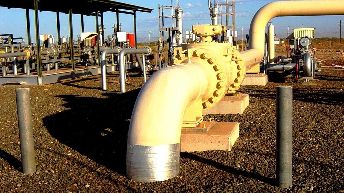 Los gaseoductos son la forma más común para llevar el gas natural a los hogares.