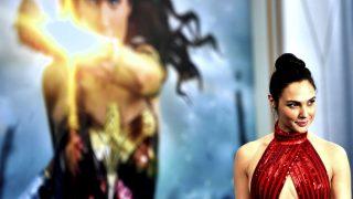 Gal Gadot, protagonista de Wonder woman (Foto: Getty)