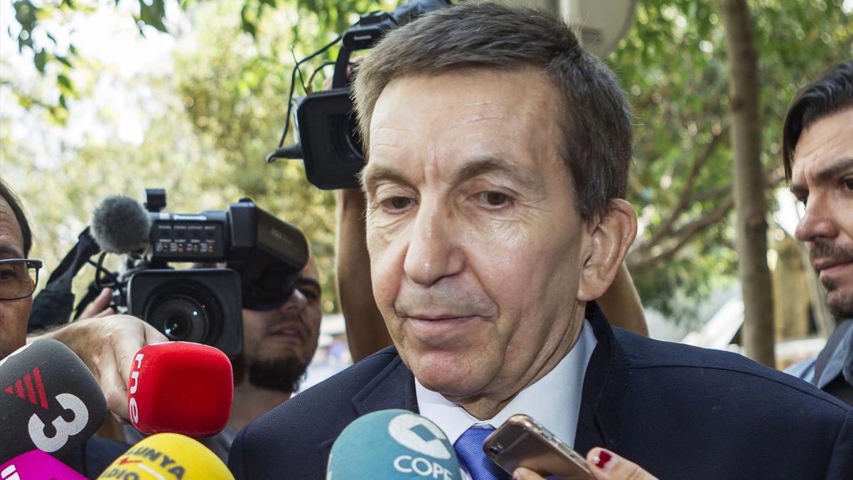 Manuel Moix. (Foto: EFE)