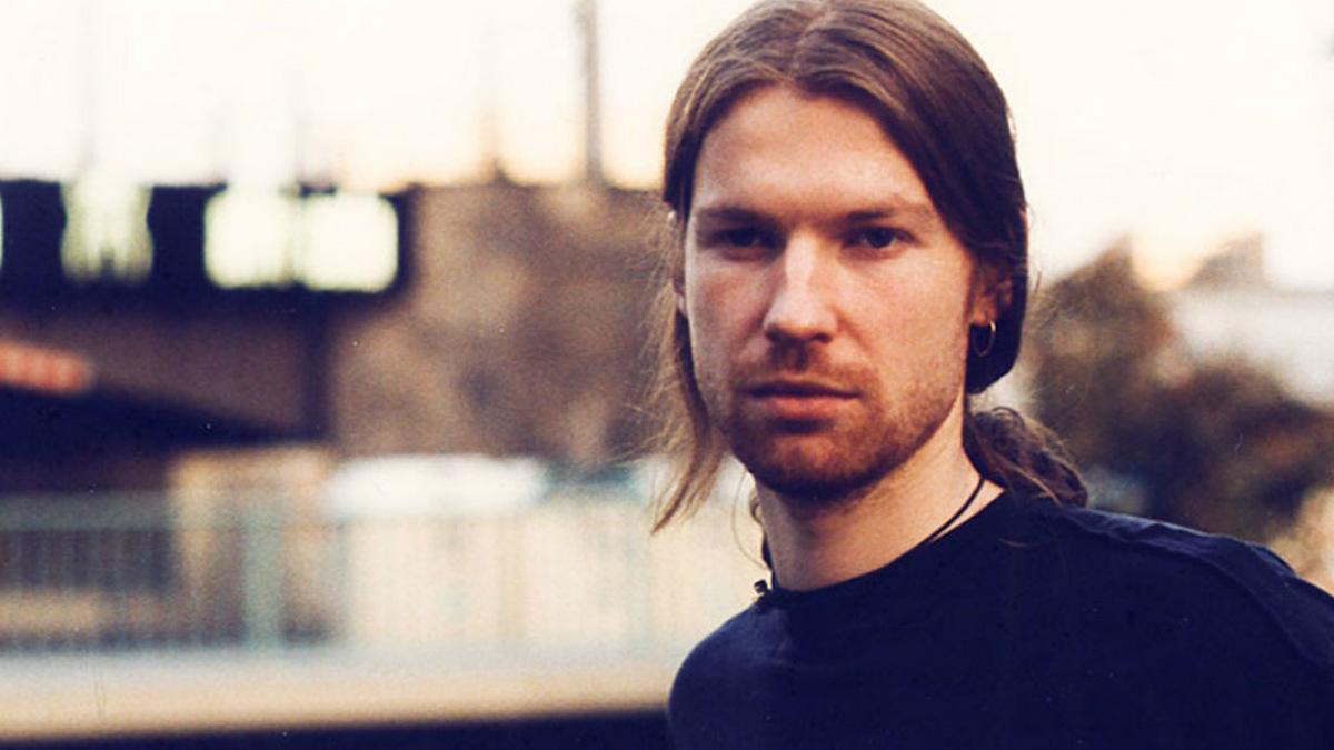 Richard James, alias Aphex Twin, actuó en la primera jornada del Primavera Sound 2017
