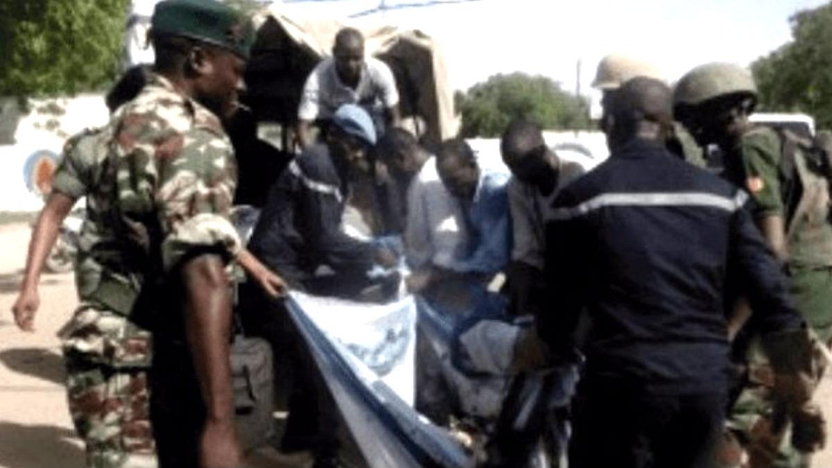 Fuerzas militares intervienen tras un atentado en Camerún.