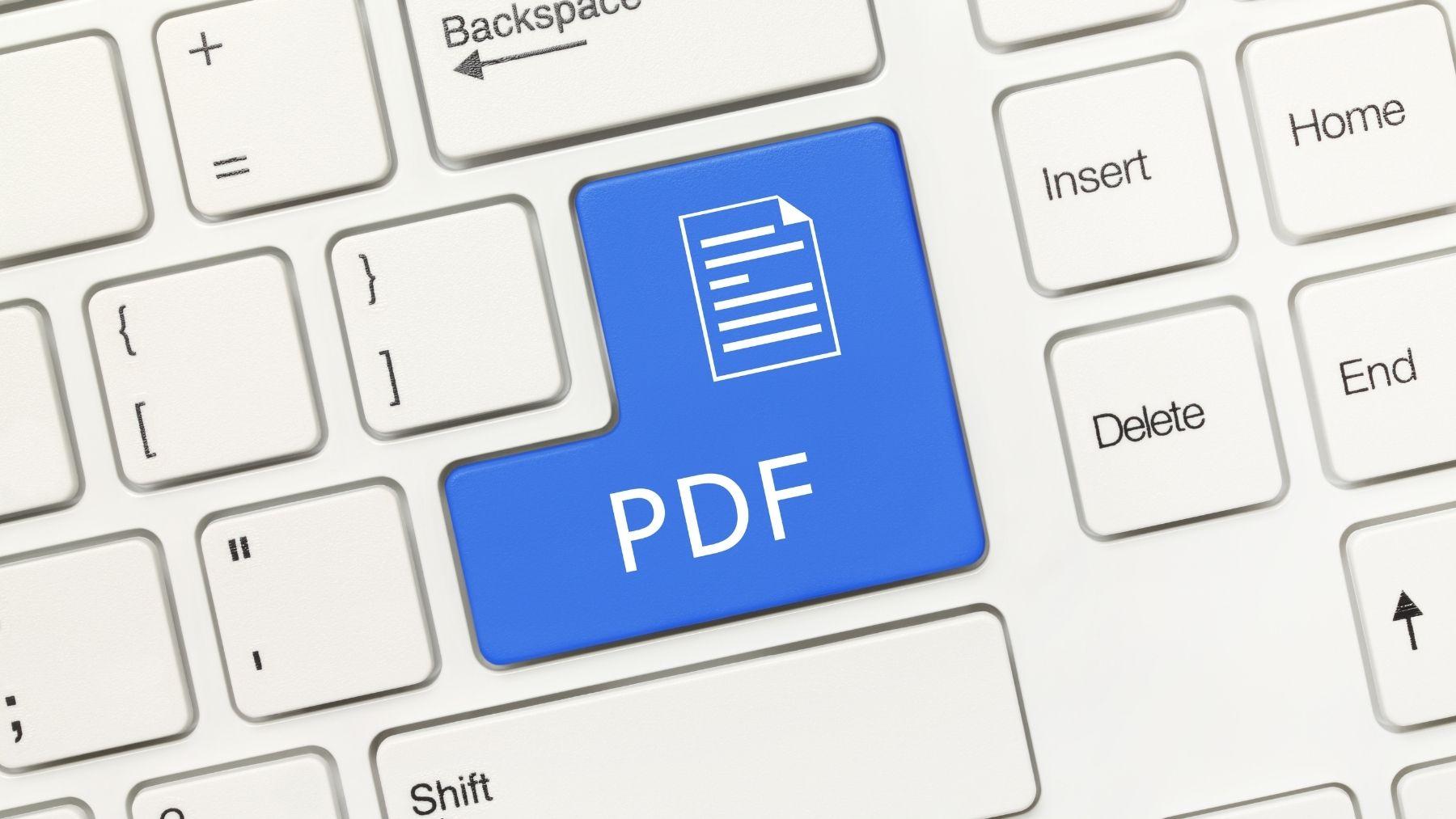 Cómo desbloquear un pdf