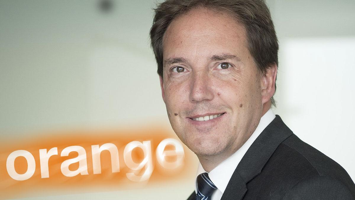 Laurent Paillassot, CEO de Orange España (Foto: EFE).