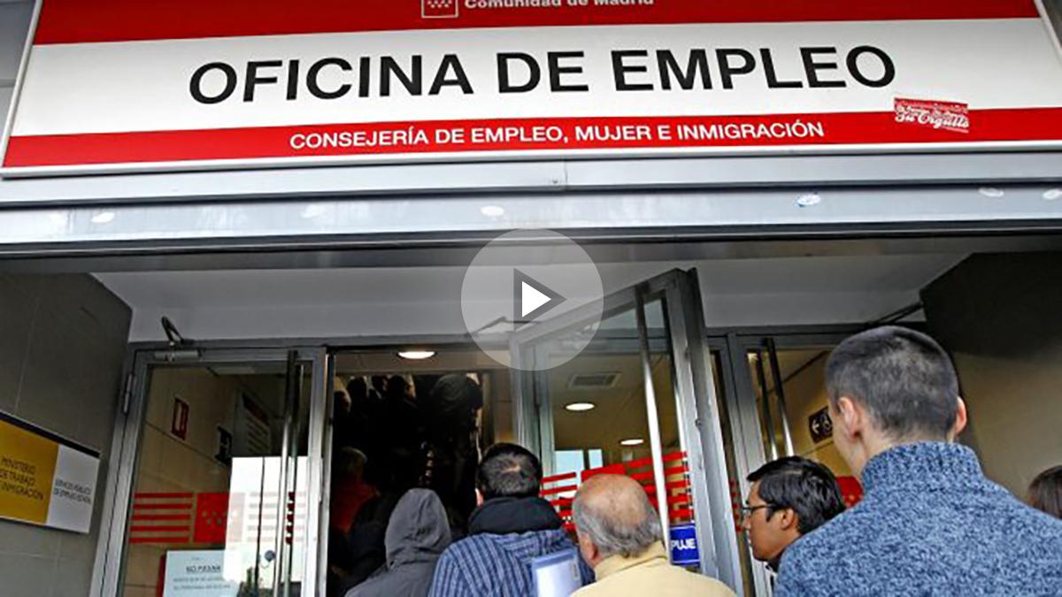 El paro registrado en el inem alcanza su nivel m s bajo en for Oficina de empleo inem