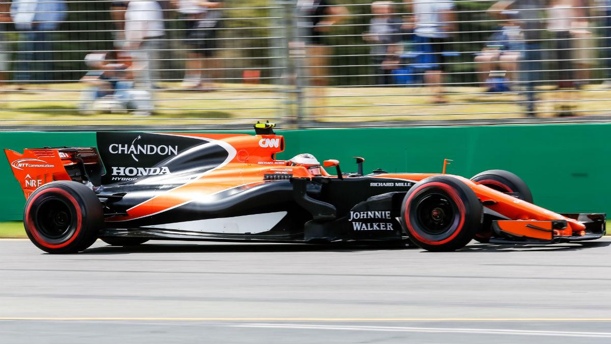 Honda ha confirmado la llegada de mejoras para el motor del McLaren de Alonso de cara al Gran Premio de Canadá. (Getty)
