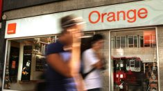 Tienda de Orange (Foto: GETTY).