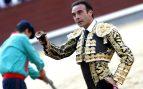 Enrique Ponce en una de sus corridas