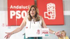 La secretaria general del PSOE andaluz, Susana Díaz (Foto: Efe)