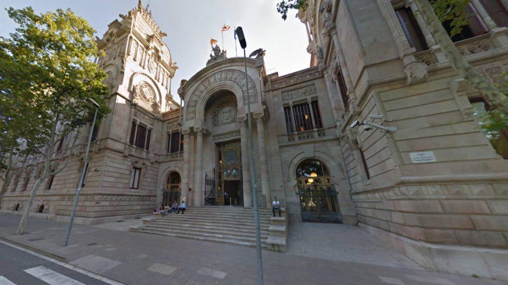 Sede del Tribunal Superior de Justicia de Cataluña.