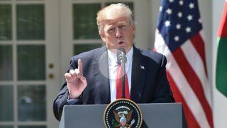 El presidente de Estados Unidos, Donald Trump (Foto: AFP)