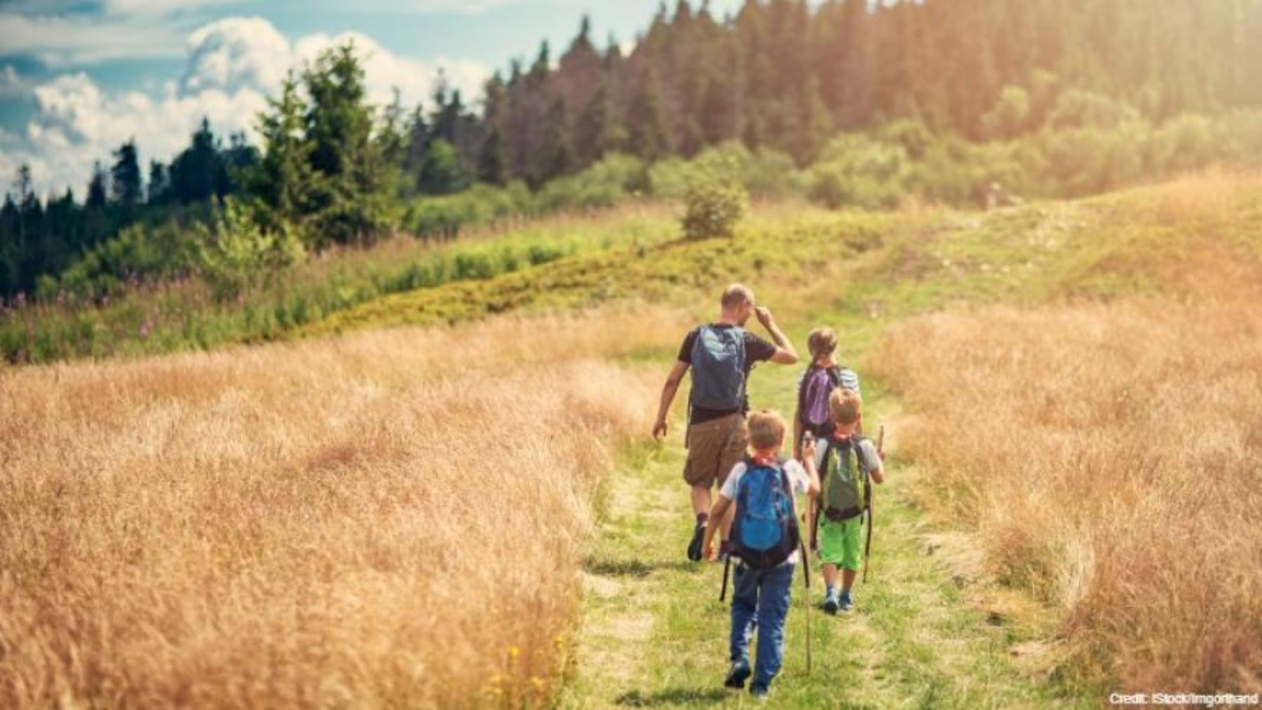 Descubre lo bueno y también lo «malo» de unas vacaciones campestres con los niños