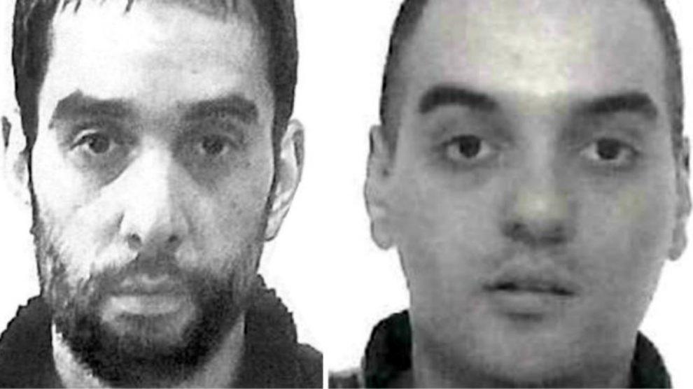 Oussama y Yassine Atar, terroristas «líderes» de los atentados del 13N en París.