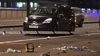 Atentados de Londres (Foto: AFP)