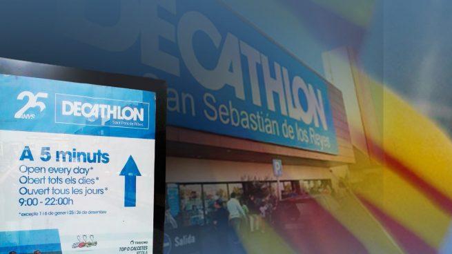 La independentista catalana decathlon abrir una for Trabajar en decathlon madrid