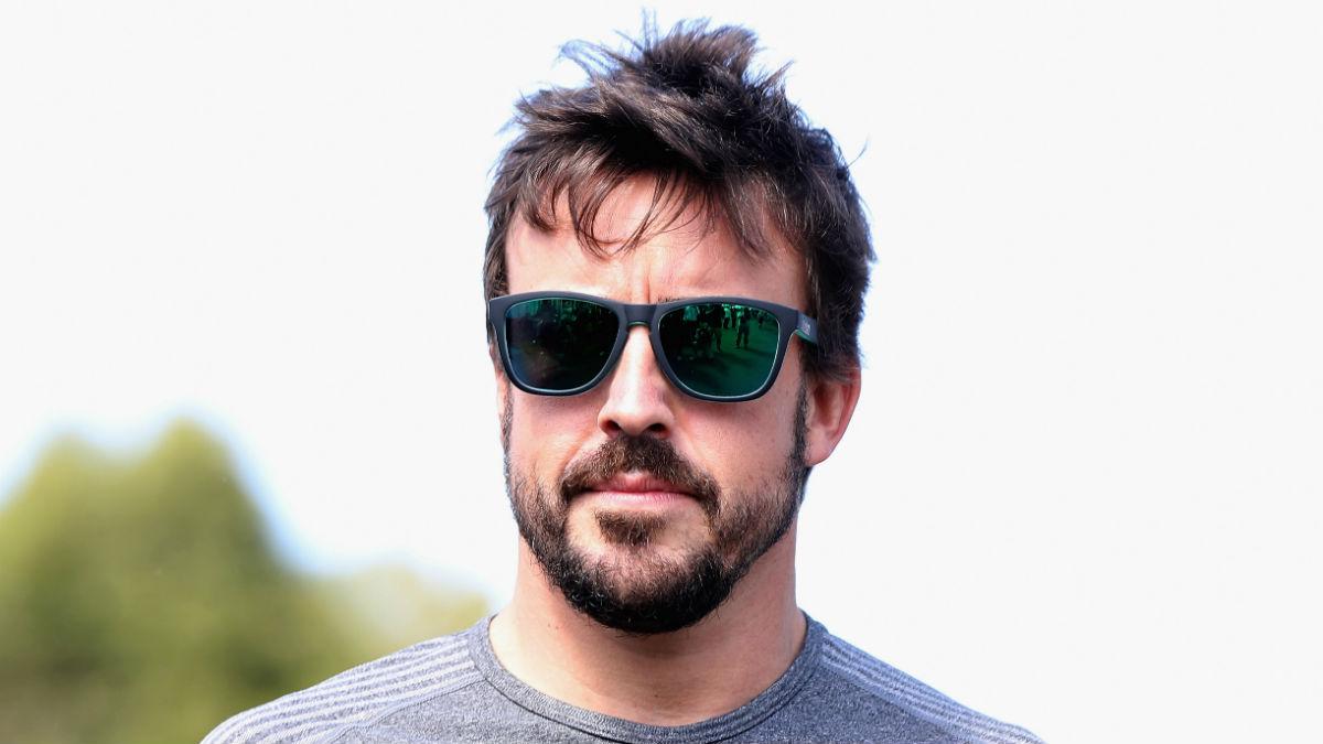 A pesar de llevar más de cuatro años sin ganar una carrera, Fernando Alonso se considera un afortunado por los resultados logrados a lo largo de su trayectoria. (Getty)