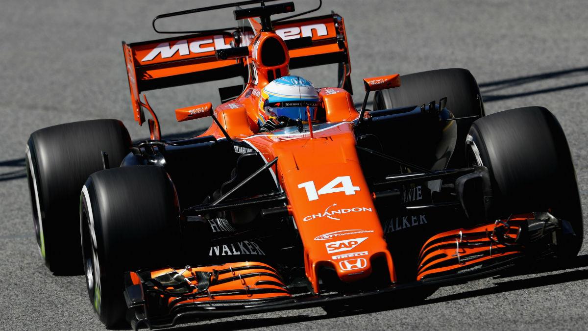 Honda ha confirmado que los planes iniciales de mejorar el motor del McLaren no se llevarán a cabo en el Gran Premio de Canadá. (Getty)