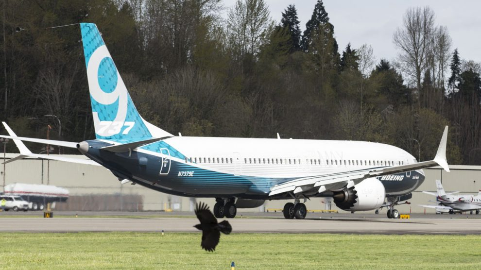 Un Boeing 737 (Foto: Getty)