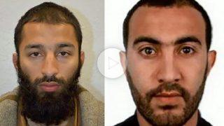 Khuram Butt y Rachid Redouane, terroristas de Londres.