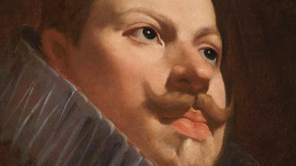 'Retrato de Fernando III', de Diego Velázquez. (Foto: Museo del Prado)