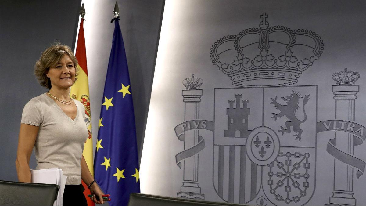 La ministra de Agricultura, Isabel García Tejerina (Foto: EFE).