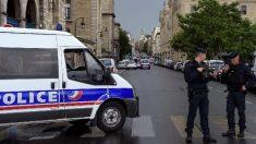 Policía francesa (Foto: AFP)