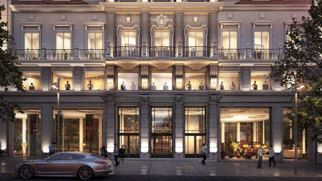 Nuevas Imagenes Del Hotel Riu Plaza Madrid Que Abrira En 2019 En El